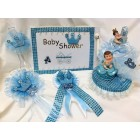 Prince Baby Shower Complete Set