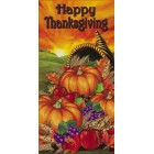 Happy Thanksgiving Wall Door Cover Panel Poster Decoration