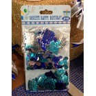 Happy Birthday Confetti Party Mix Favor Table Decorations