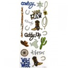 Happy Birthday Cowboy Party Supply Favor Loot Bag Gifts