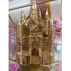 Gold Castle Party Favor