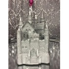 Silver Castle Birthday Party Favor Keepsake