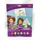 Disney's Sofia the First Painting Set Party Favor