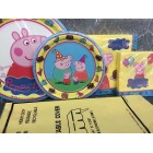 Peppa Pig Birthday Party Supplies Package Napkins Plates Table Cover Birthday Candles and Ballons 67 Pieces