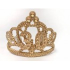 Gold Birthday Princess Tiara Crown