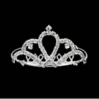 Birthday Princess Tiara Silver Crown Party Princess Tiara