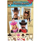 Western Cowboy Photo Booth Accessories Party Favors