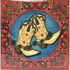 Western Cowboy Cowgirl Large Napkins Table Party Supplies 16 Pieces