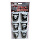 Bridal Shower Bachelor Shot Glasses Wedding Party Favors 6 Ct
