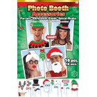 Christmas Photo Booth Party Favor Accessories