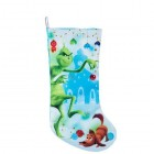 Dr Seuss Grinch Stocking Christmas Mantel Decoration Gift Keepsake