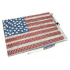 American Flag Guest Book Celebration: Fourth Of July, Retirement Party, Special Events Signature Memory Book