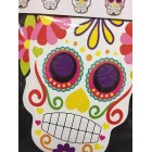Day of the Dead 7 Ft Garland Halloween Party Accessorie