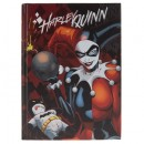 DC Comics Batman Harley Quinn Journal Notebook