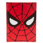 Black and Red Spider-Man Journal Notebook