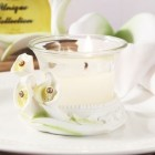 Cala Lily Candle Holder Favor