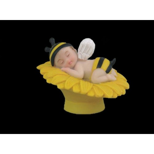 Baby Shower Bumble Bee Cake Topper Centerpeice Decoration