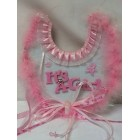 Baby Shower It's a Girl Bib Party Favor