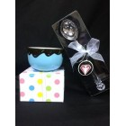 Baby Shower Ice Cream Bowl and Scoop Favor