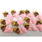 12 Ethnic Baby Princess Baby Shower Party Favors Cake Decorations