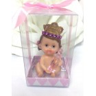 Princess Crown Rhinestone Baby Shower Favor