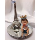 Little Prince or Princess Eiffel Tower Centerpiece