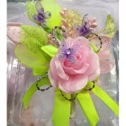 Baby Shower Butterfly Corsage