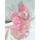 Baby Shower Pink Mom to be Corsage