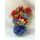 Baby Prince Baby Shower Royal Blue Corsage