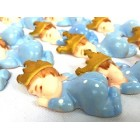 12 Baby Prince Baby Shower Party Favors Cake Decorations