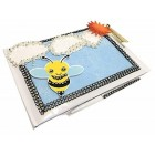 Bumble Bee Baby Shower, Birthday Guest Book Signature Keepsake Gift