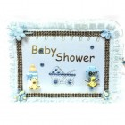 Baby Shower Boy Giraffe Jungle Guest Book