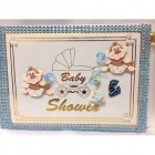 Baby Shower Monkey Guest Book