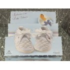 Baby Shower Boy Shoes Invitations with Envelopes 8 Ct