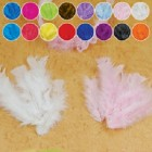 Marabou Craft Feathers Mixed Size Multi-Purpose Project Party Supplies 14 Grams