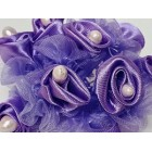 Lavender Pearl Craft Flowers DIY Projects 8 Bunch For Wedding Birthday Sweet 16 Party Supplies