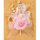 Pink or White Spray Pearl Rose Corsage Craft Project DIY Flowers Favors Craft Supplies