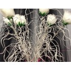 White Stem Strands Bunch Decoration Wedding Sweet 16 Baby Shower