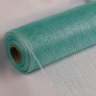 Roll of Turquoise Mesh Tulle Multi-Purpose Craft Projects Party Supplies Weddings-Birthday Sweet16 10 Yards