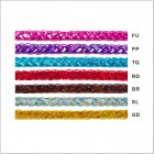 Sequin Lace Trim roll/25yds