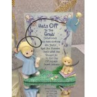 Cute Graduation Picture Frame Party Favor Keepsake or Gift