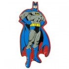 Sign Batman Die Cut Embossed Tin Sign Theater Media Room Decoration