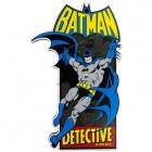 Batman Wood Die Cut Sign Theater or Media Room Decoration