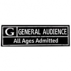 General Audience Embossed Tin Sign Decoration