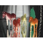 Pack of Horse Figurine Favors or Decorations Gift