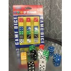 Set of 18 Game Dice Party Favors or Gift
