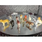 Pack of Pets Animal Figurine Favors or Decorations Gift