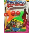Ping Pong Game Set Favor Gift or Keepsake