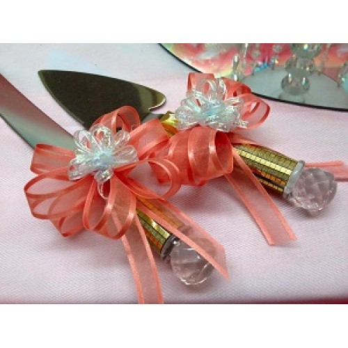 Mis Quince Anos Sweet 15 Birthday Cake Knife And Server Set