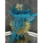 Sweet 15 Mis Quince Anos Corsage Decoration Keepsake Gift